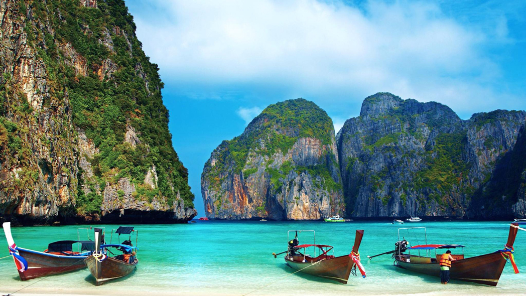 Phuket - Krabi - Bangkok Tour Package